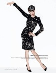 coco-rocha-and-dolce-and-gabbana-fall-2011-rtw-longsleeve-star-print-dress-gallery